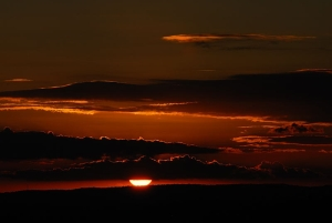 Telephoto Sunset